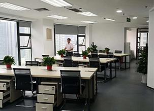 渝北区:独立办公室,一年起租