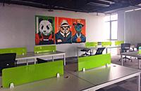 重庆渝北加州孵化园办公室出租|加州创意公园