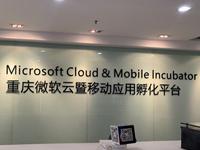 重庆沙坪坝区微软创业孵化园,工位158元/月(拎包入驻,费用全包)已满