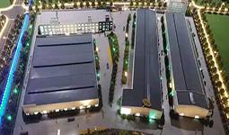 界石全新纲结构厂房,空高13米,二期剩余面积4万方